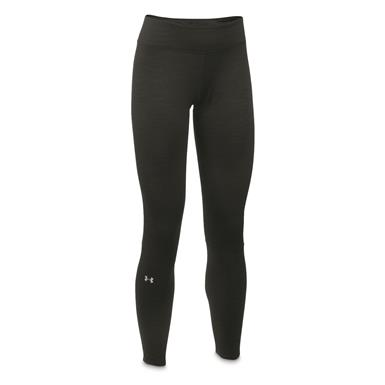 Under Armour Women's Base 4.0 Bottoms, Black