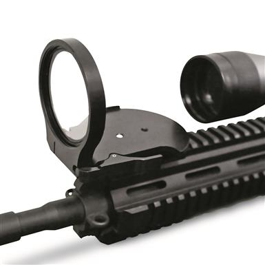 Axeon Second Zero, Rail Mount, 32mm to 44mm Scope, 320 yards