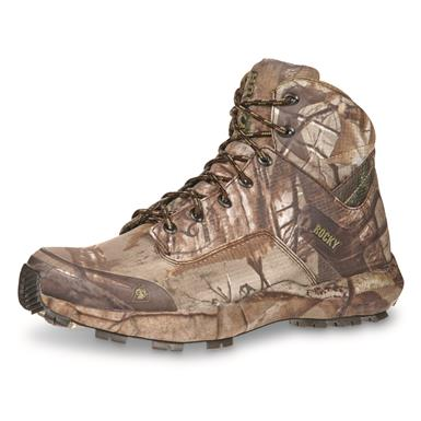 Rocky Men's Broadhead Realtree Xtra Trail Hiking Boots