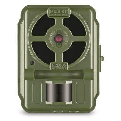 Primos Proof Gen 2-01 Trail/Game Camera, 12 MP
