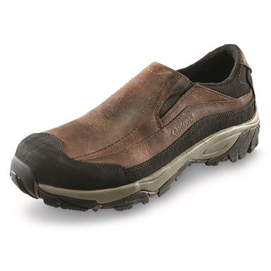 Guide Gear Men's Insulated Polar Moc Shoes, 200 Gram, Brown