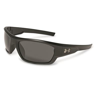Under Armour Men's Force Satin Polarized Sunglasses
