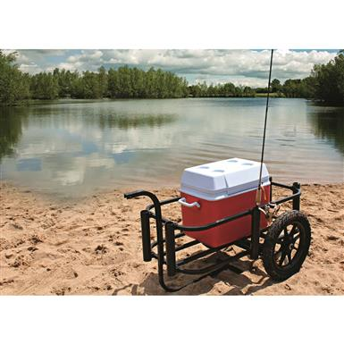 Rambo Bike Aluminum Fishing Cart
