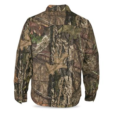 Browning Men's Hell's Canyon Contact Shacket, Mossy Oak Country