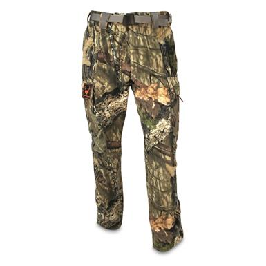 Walls Men's Scentrex Xelerator Pants, Mossy Oak Break-Up Country, Mossy Oak Break-Up® COUNTRY™