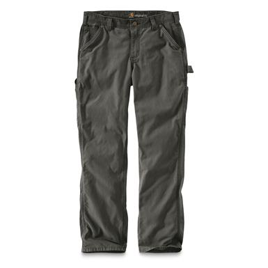 Carhartt Women's Original Fit Crawford Pants, Coal