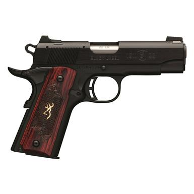 "Browning 1911-22 Black Label Medallion Compact, Semi-Automatic, .22LR, 3.625"" Barrel, 10+1 Rounds"