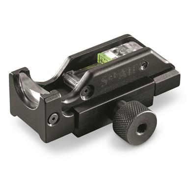 See All Open Sight M2 Rail Sight, Edge Glow