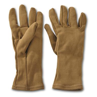 U.S. Military Surplus Outdoor Research Hurricane Gloves, New
