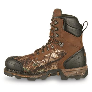 Side view, Brown/Realtree Xtra®