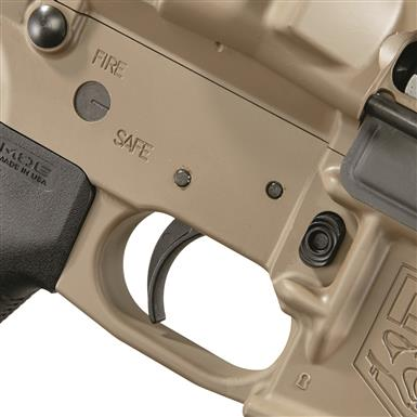 Integrated trigger guard