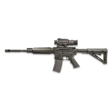 Anderson AM15, Semi-Automatic, 5.56 NATO/.223 Rem., ATN Thor-HD 1.25-5x Thermal Scope