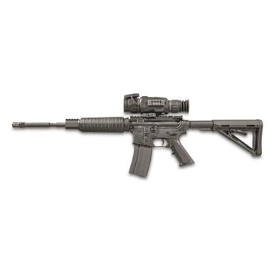 Anderson AM15, Semi-Automatic, 5.56 NATO/.223 Remington, ATN Thor-HD Scope, 30+1 Rounds