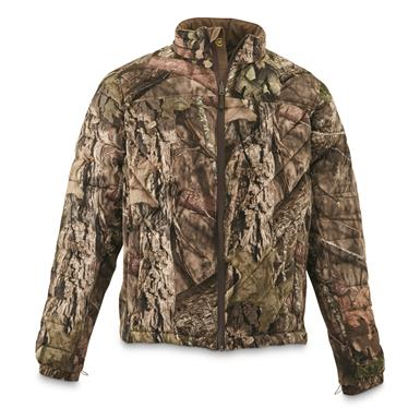 Bolderton Outlands All-Climate Series Synthetic Down Insulated Liner Jacket, Mossy Oak Break-Up® COUNTRY™
