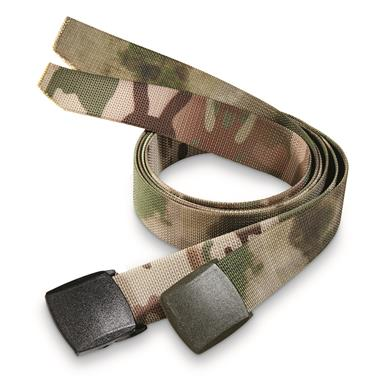 Mil-Tec Military-Style Camo Quick-Release Belt