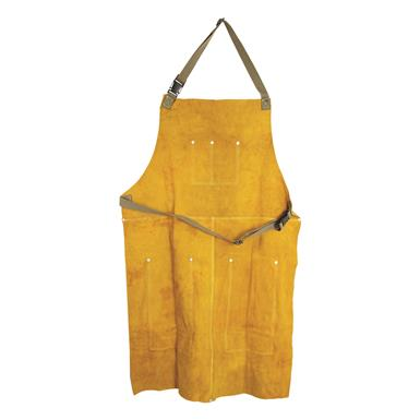 Full-length protective apron