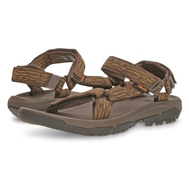Teva Men's Hurricane XLT2 Sandals, Rapids Black Olive