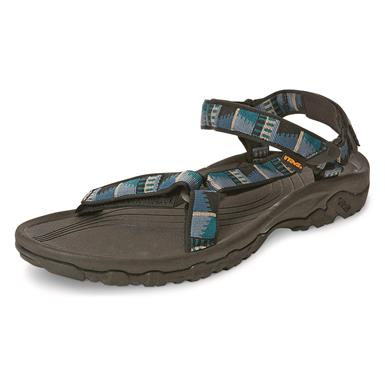 Teva Men's Original Universal Sandals, Peaks Black