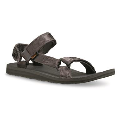 Teva Men's Original Universal Sandals, Bugalu Textured Dark Shadow