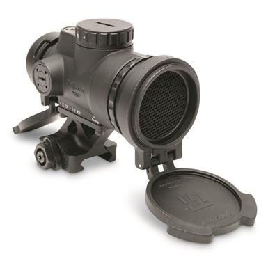 Trijicon MRO Patrol, 1x25mm, 2.0 MOA Adjustable Red Dot with Full Co-Witness Sight