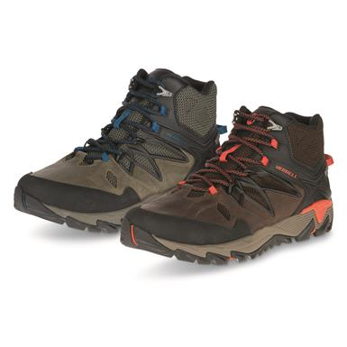 Merrell Men's All Out Blaze 2 Waterproof Mid Hiking Boots