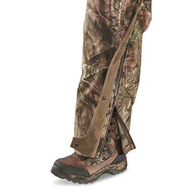 Leg zippers with snap-shut flap, Mossy Oak Break-Up® COUNTRY™