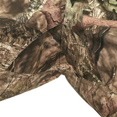 Gusseted crotch allows for maximum freedom of movement, Mossy Oak Break-Up® COUNTRY™