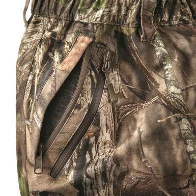 Shell Pants feature pass-through pockets that allow access to Liner Pants pockets, Mossy Oak Break-Up® COUNTRY™