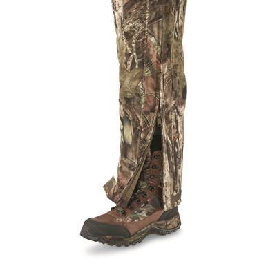 Zippered leg openings for easy on/off over boots, Mossy Oak Break-Up® COUNTRY™