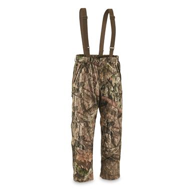 Removable, adjustable suspenders, Mossy Oak Break-Up® COUNTRY™