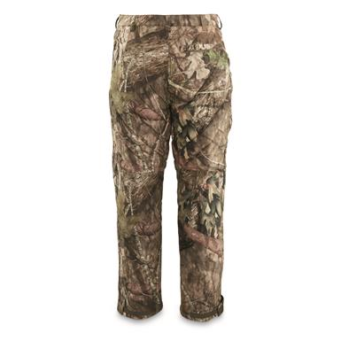 Bolderton Men's Outlands All-Climate Series Waterproof Shell Pants with Insulated Liner Pants, Mossy Oak Break-Up® COUNTRY™
