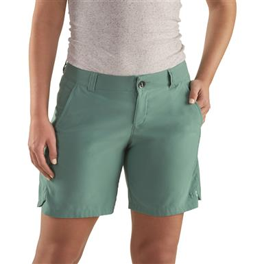 Fitted style is close to the body without the compression squeeze, Aegean Green
