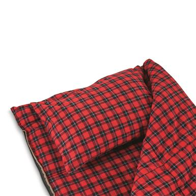 Flannel Pocket fits standard pillows