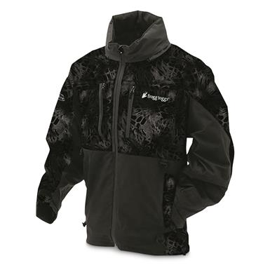 frogg toggs Men's Pilot II Guide Prym1 Waterproof Jacket, Blackout