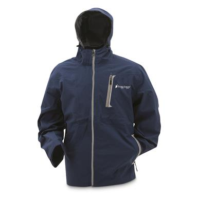 Frogg Toggs Toadz HD Rockslide Waterproof Jacket, Navy Blue