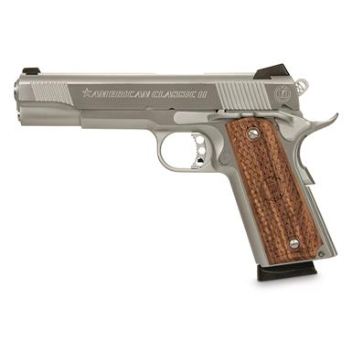 "Metro Arms American Classic II 1911, Semi-Automatic, .45 ACP, 5"" Barrel, 8+1 Rounds"