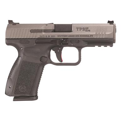 "Century Arms Canik TP9SF Elite, Semi-Automatic, 9mm, 4.19"" Barrel, 15+1 Rounds"