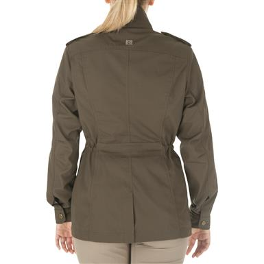 5.11 Tactical Women's TACLITE M-65 Jacket, Tundra