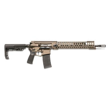 "POF P415 Edge AR-15, Semi-Automatic, 5.56 NATO/.223 Rem., Burnt Bronze, 16.5"" Barrel, 20+1 Rounds"