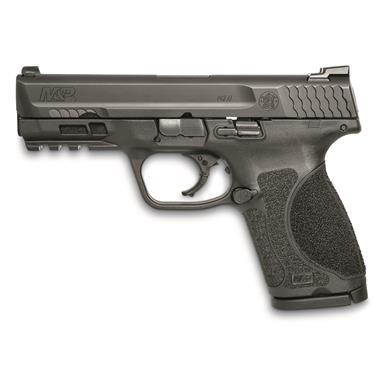 "Smith & Wesson M&P9 M2.0 Compact, Semi-Automatic, 9mm, 4"" Barrel, 15+1 Rounds"