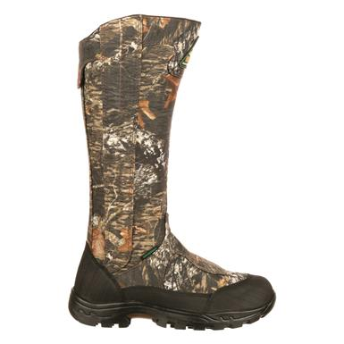 Snakeproof fabric and layering system that protects against bites from venomous snakes, Mossy Oak Break-Up®