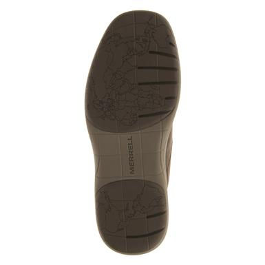 Non-lugged rubber outsole, Black Slate