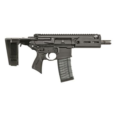 "SIG SAUER MCX Rattler PSB, Semi-Automatic, 300 BLK, 5.5"" Barrel, 30+1 Rounds"