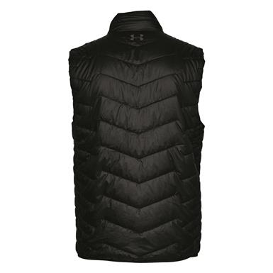 Under Armour Men's ColdGear Reactor Vest, Black