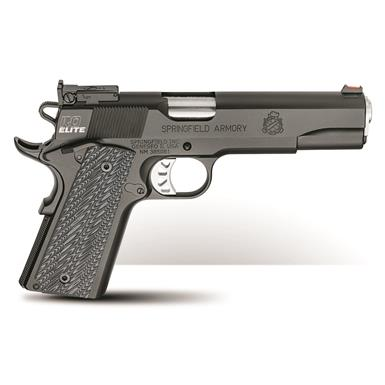 "Springfield 1911 Range Officer Elite Target, Semi-Automatic, .45 ACP, 5"" Barrel, 7+1 Rounds"