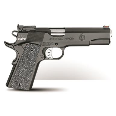 "Springfield 1911 Range Officer Elite Target, Semi-Automatic, 9mm, 5"" Barrel, 9+1 Rounds"