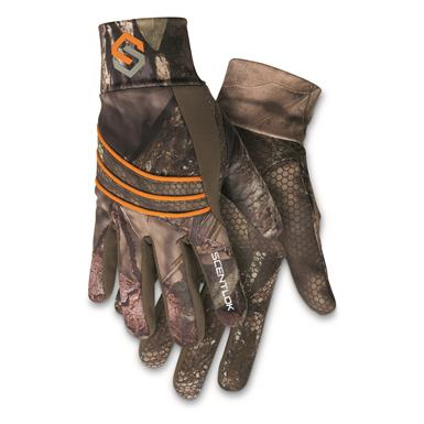 ScentLok® Men's Savanna Lightweight Shooter Gloves, Mossy Oak Break-Up® COUNTRY™