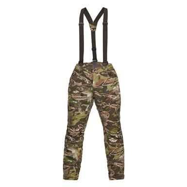 Under Armour Timber Pants, Black/Ridge Reaper® Forest
