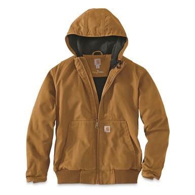 Carhartt Men's Full Swing Armstrong Active Jacket, Carhartt® Brown