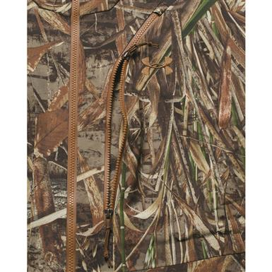 Curved 2-way zippered chest pocket, Realtree MAX-5®